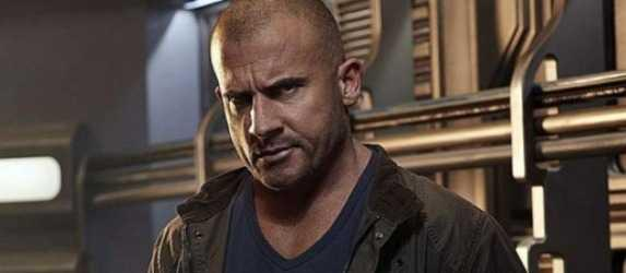 Prison Break 5. sezon setinde talihsiz kaza