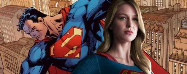 Supergirl 2. sezona Superman geliyor