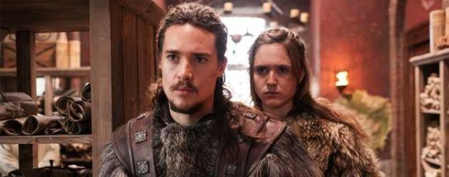 The Last Kingdom 2. sezon çekimleri başladı