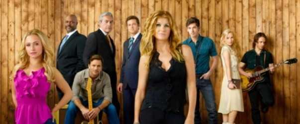 Nashville 5. sezon onayını aldı