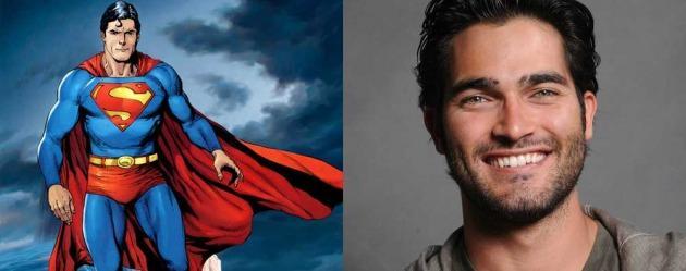 Supergirl'de Superman'i canlandıracak isim belli oldu