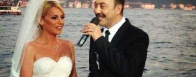Hakan Yılmaz 2. kez evlendi!