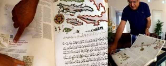 Hırvatistan'da Piri Reis sergisine 'Muhteşem Yüzyıl' ilgisi!