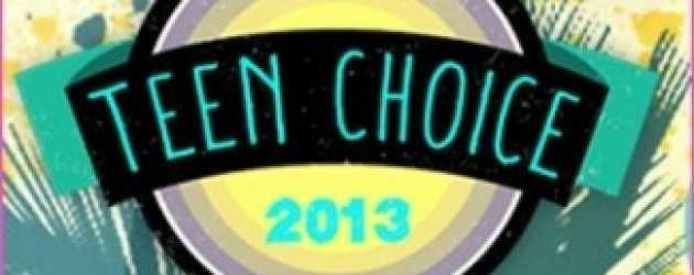 Teen Choice 2013 Ödülleri kazananları belli oldu!