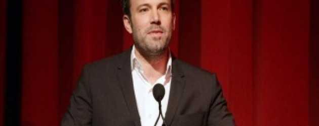 Ben Affleck, Fox'un yeni dizi projesinde: 'The Middle Man'