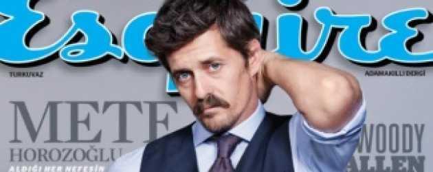 Mete Horozoğlu oyunculuk hikayesini anlattı!