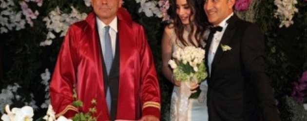 Nur Fettahoğlu evlendi!