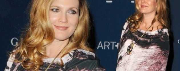 Drew Barrymore ikinci kez hamile!