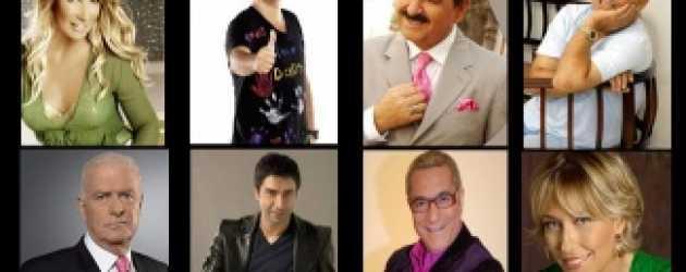 Türk televizyonlarının en çok kazanan 12 ünlü ismi!