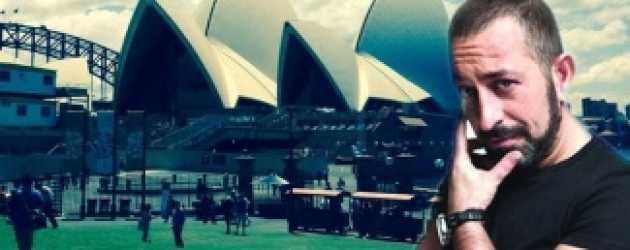 Cem Yılmaz'ın Avustralya'dan ilginç izlenimleri!