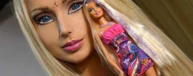 Barbie bebek gibi görünme trendi büyüyor!