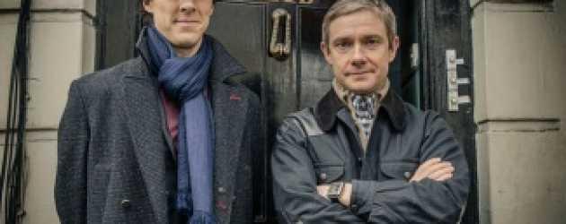 Sherlock'u baştan yaratan adam: Benedict Cumberbatch