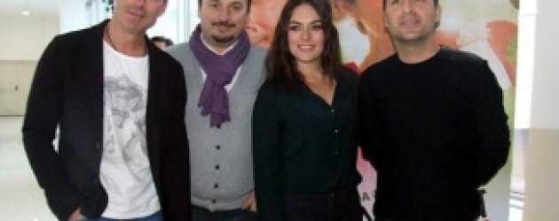 Ezgi Mola ve Murat Başoğlu filmi ve rollerini anlattı!
