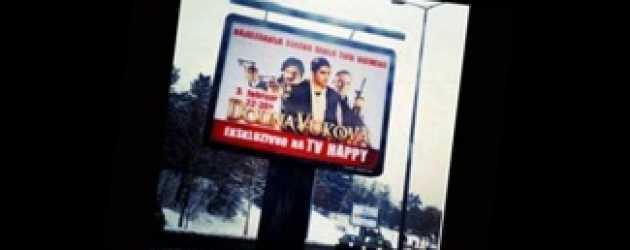 Kurtlar Vadisi Pusu artık Belgrad sokaklarında!
