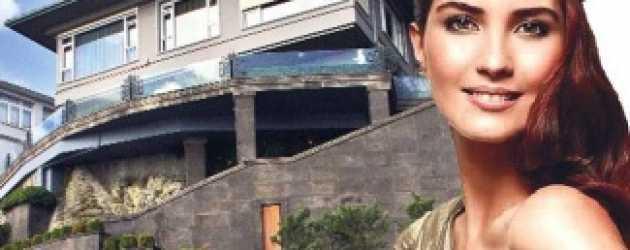 Tuba Büyüküstün 'Kara Para Aşk'ta bu evde yaşayacak!