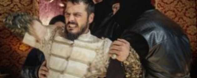 Muhteşem Yüzyıl Şehzade Mustafa'nın ölüm sahnesi