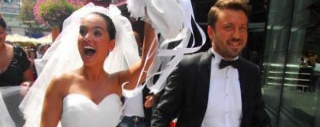 Dizi dünyasının ünlü çifti boşanmaktan vazgeçti!