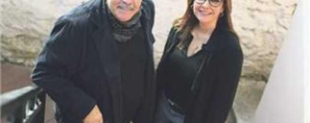 Rasim Öztekin ve Ayda Aksel son projelerini anlattı!