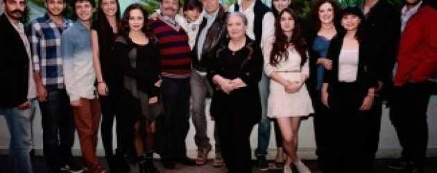 Paşa Gönlüm ekibi ilk bölüm için toplandı!