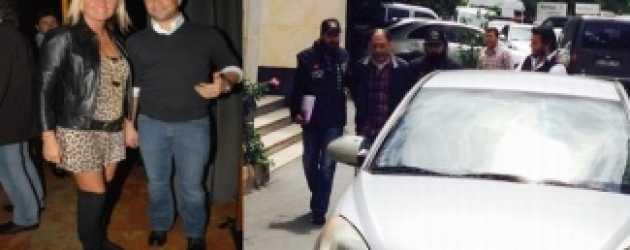 Yağmur Atacan'a saldıran kişi yakalandı!