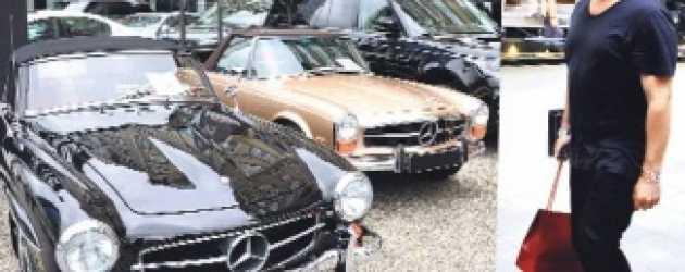 Cem Yılmaz'ın otomobil koleksiyonunun sırrı çözüldü!