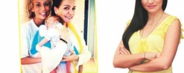 Ebru Akel'in eğlenceli hamilelik serüveni!