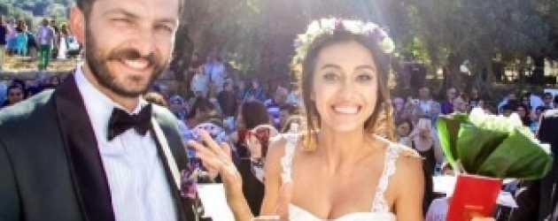 Aşk-ı Memnu oyuncusu evlendi!