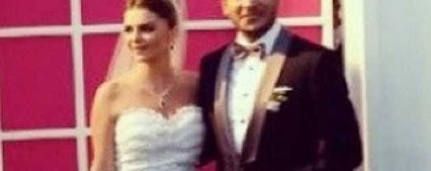 Pelin Karahan Bedri Güntay ile evlendi