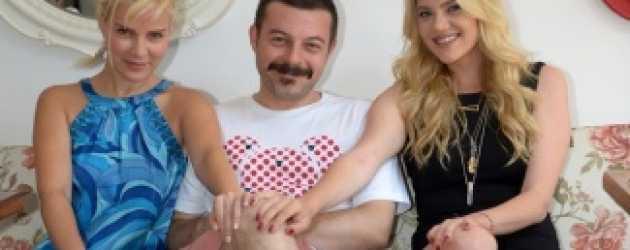 Derya Şensoy ve Murat Şeker yeni projelerini anlattı!