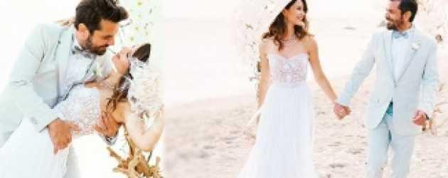 Beren Saat ve Kenan Doğulu'nun düğününden detaylar!