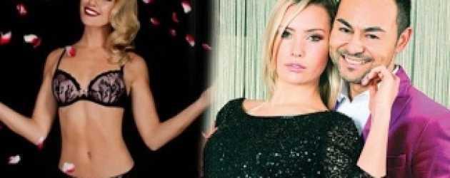 Serdar Ortaç'ın eşi Chloe Loughnan dizi oyuncusu oluyor!