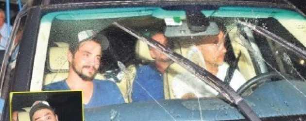 Ünlü ikilinin trafikte yakalanması olay oldu!