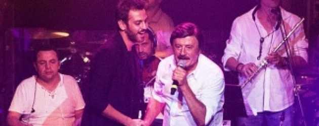 Ulan İstanbul'un Karlos'u ve Selami Şahin aynı sahnede!