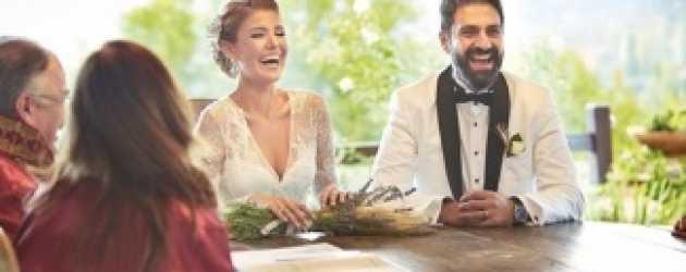 Sürpriz düğün! Gülben Ergen evlendi!