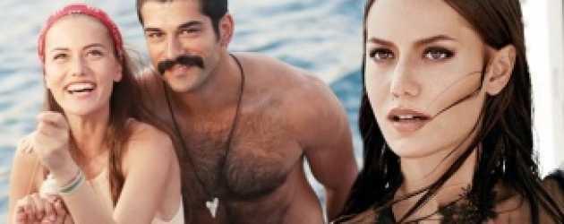 Fahriye Evcen sonunda aşkını ilan etti!