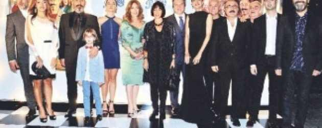 'Pek Yakında'nın galasında ünlüler buluştu!