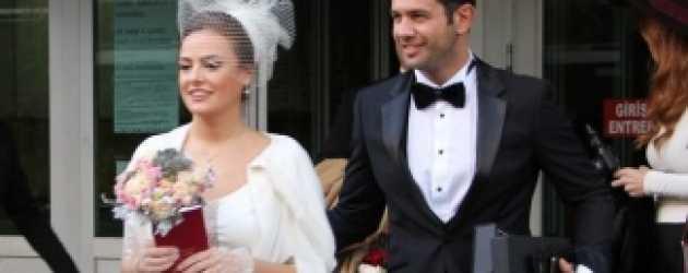 Keremcem ve Seda Güven evlendi!