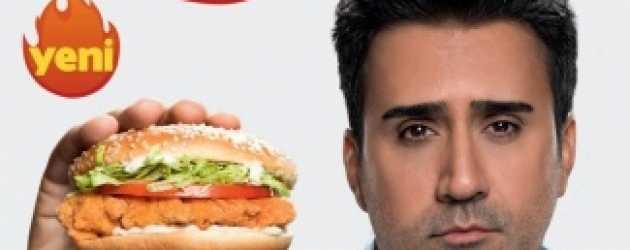 Emrah'ın hamburger reklamından kazandığı para ortaya çıktı!