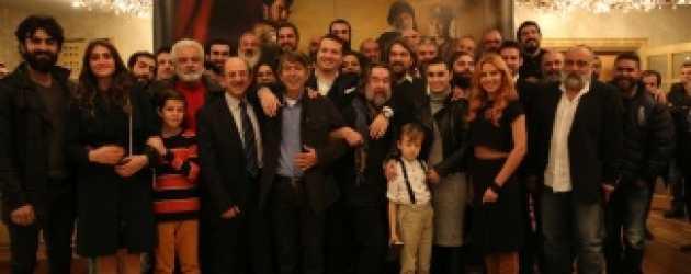 TRT'nin yeni dizisi 'Diriliş Ertuğrul'dan hızlı başlangıç!