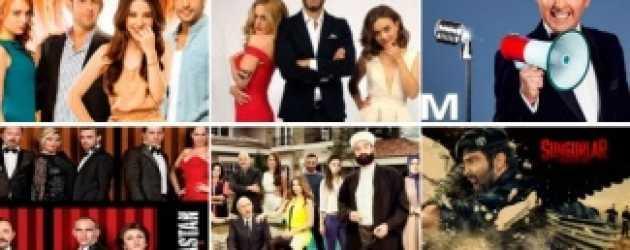 Televizyonda günün dizileri (13 Aralık Cumartesi)