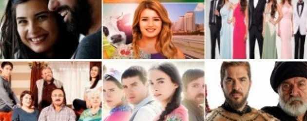 Televizyonda günün dizileri (31 Aralık 2014)