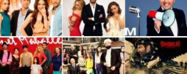 Televizyonda günün dizileri (10 Ocak Cumartesi)