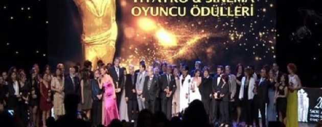 20. Sadri Alışık Oyuncu Ödülleri dağıtıldı!