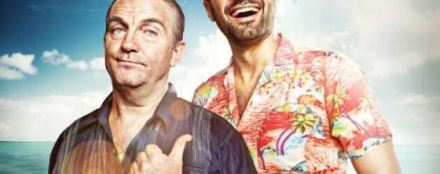 Bradley Walsh yeni dizisi 'Sun Trap' ile geliyor!