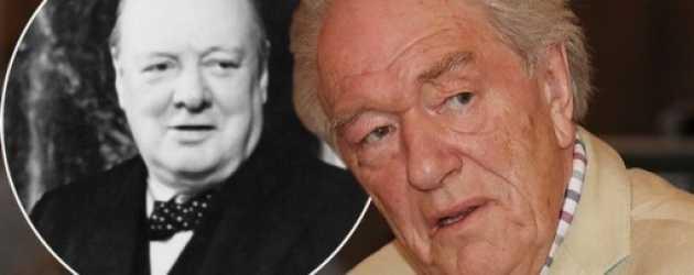 Winston Churchill'in yaşamı ekranlara geliyor!