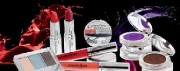 Renkli kozmetikte seçkin bir çizgi… Carmina Minerals