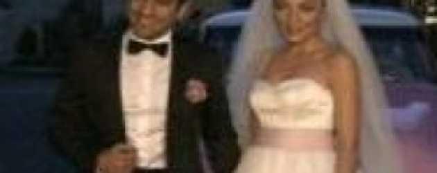 Burcu Kara ile Buğra Gülsoy evlendi