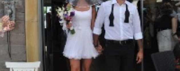 'Henüz yeni evlendik...'