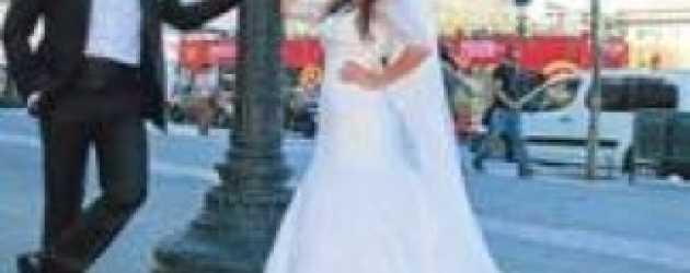 Pelin Karahan evlendi