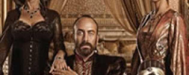 Mehmet Günsür'lü Muhteşem Yüzyıl tanıtımı